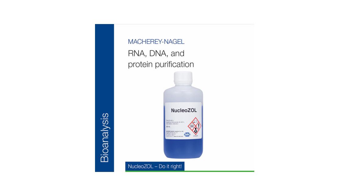 Logo NucleoMag® DNA/RNA Water