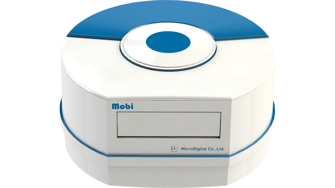 Logo Mobi - Microplate Spectrophotometer