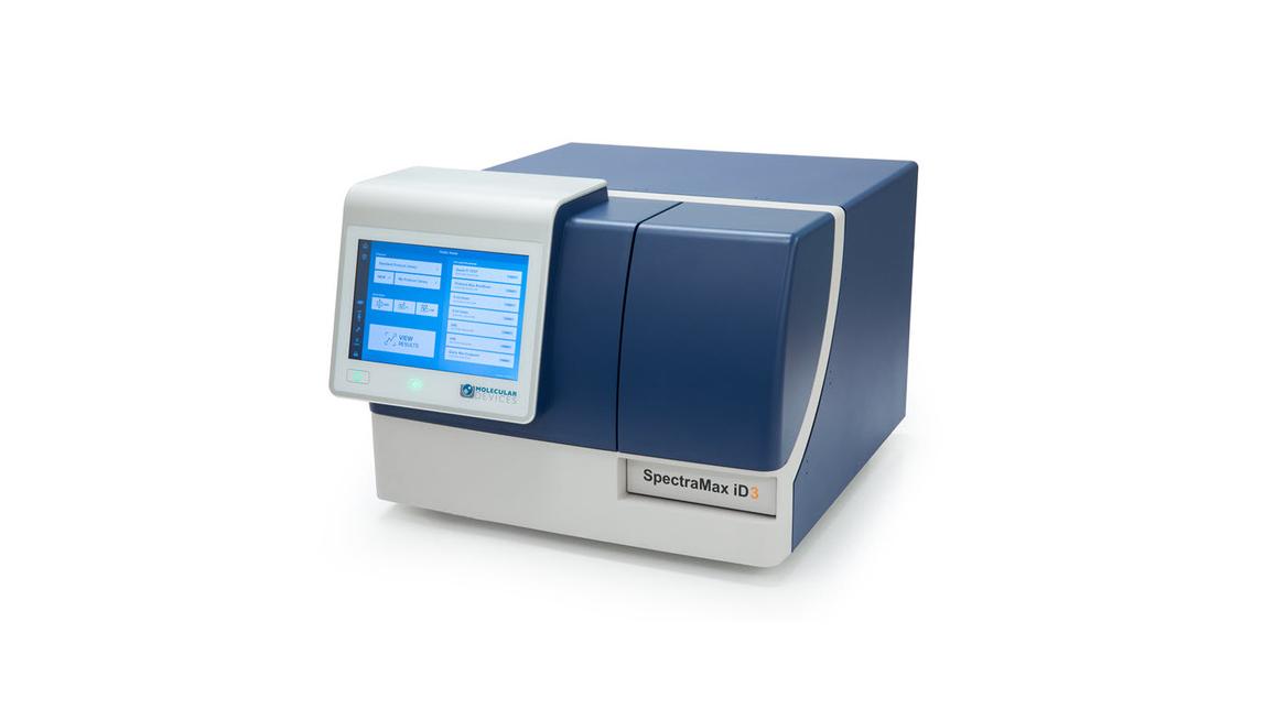 Logo SpectraMax iD3 Microplate Reader