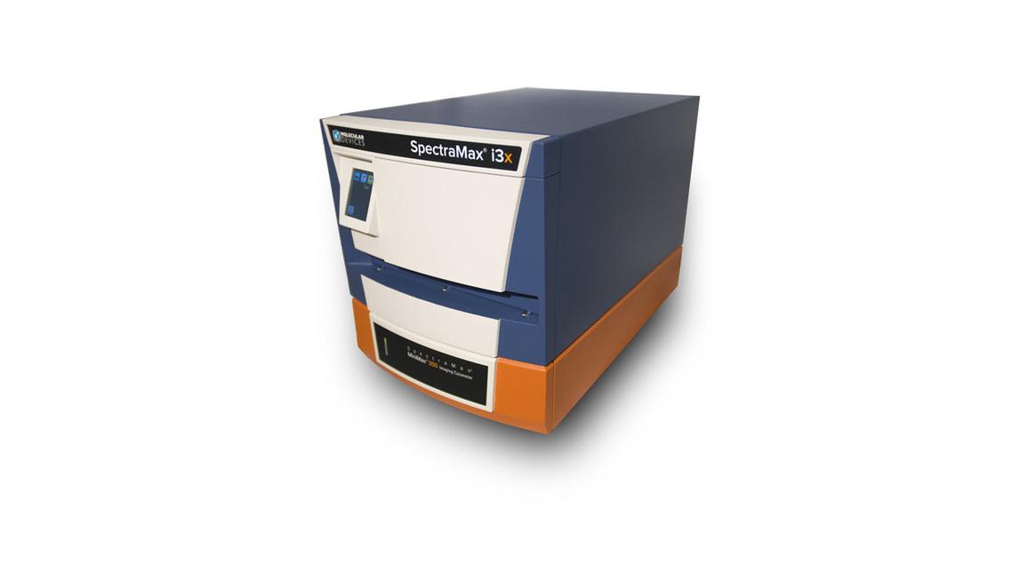 Logo Multifunktions-Mikroplatten-Reader SpectraMax i3x