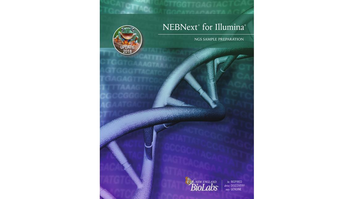 Logo Library Prep for Next Gen Sequencing