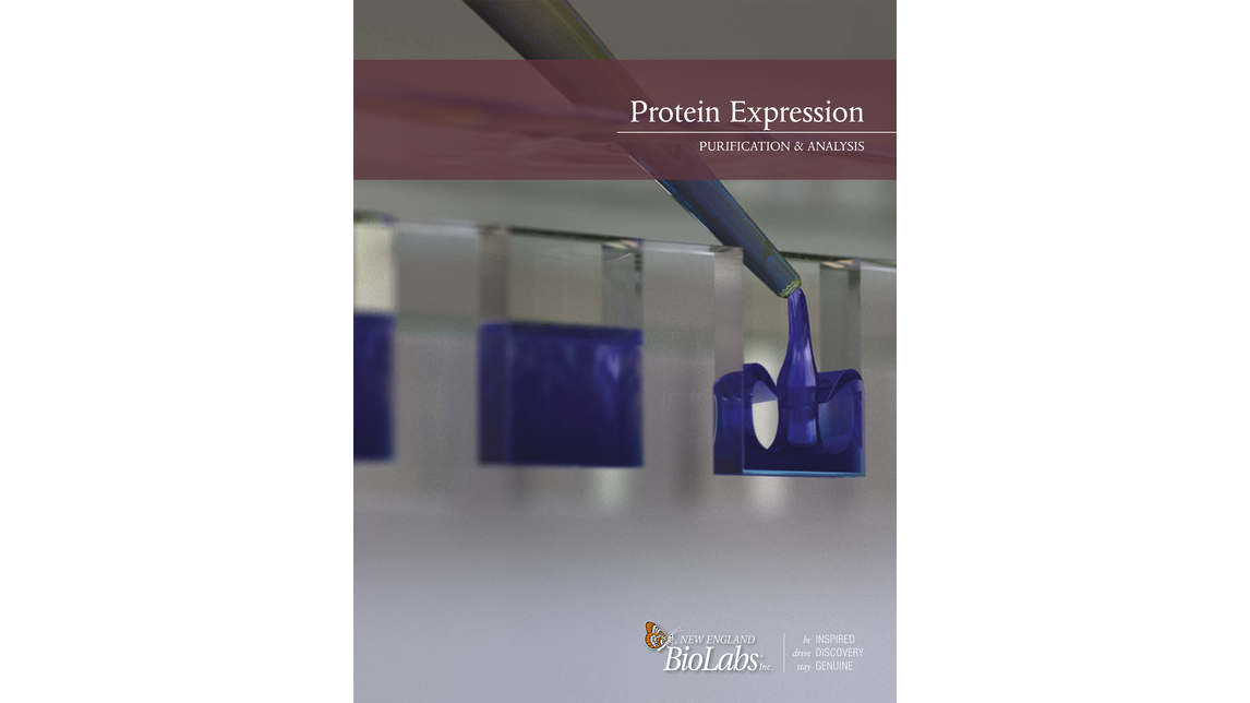 Logo Protein Expression & Purification Technologies