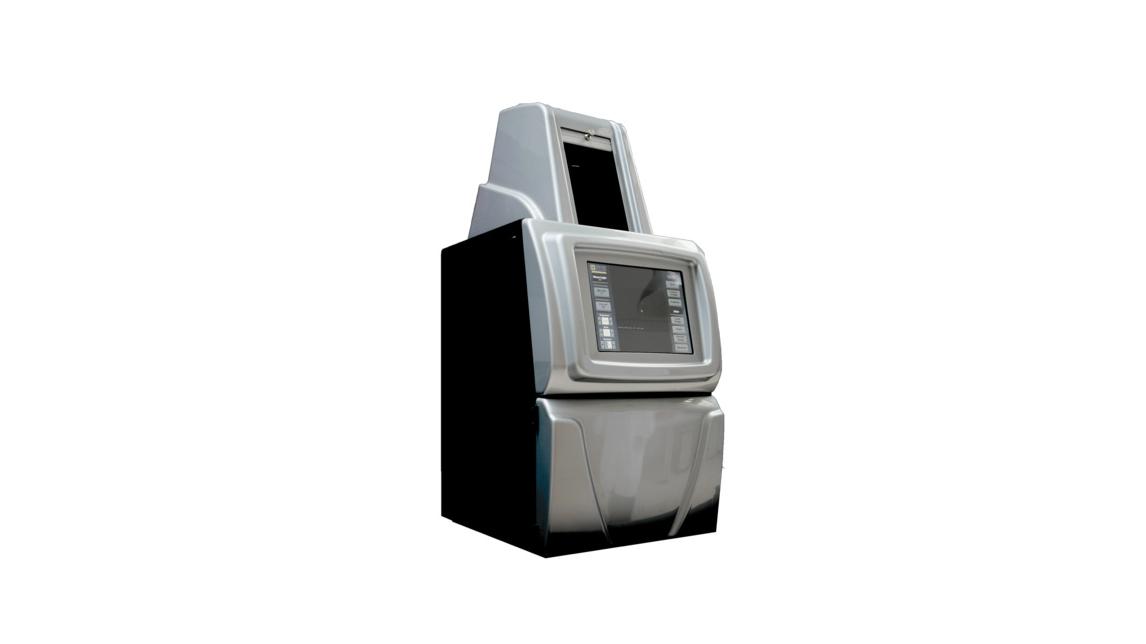 Logo FastGene FAS-V Geldokumentation System