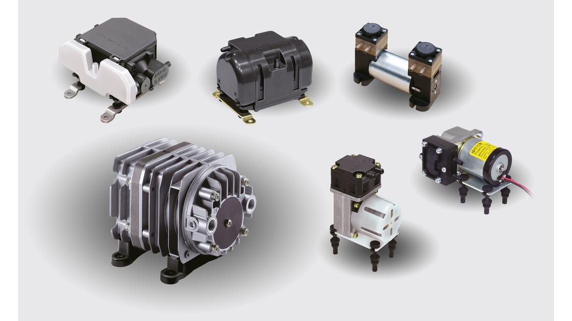 Logo Pumpen und Kompressoren