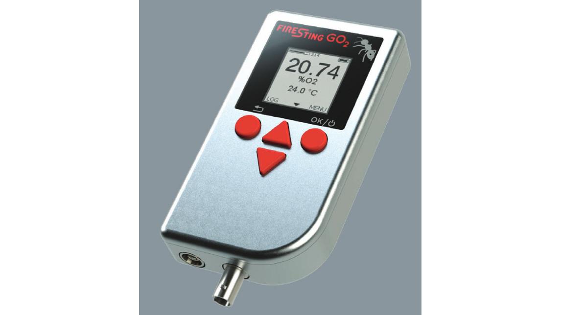 Logo Pocket Oxygen Meter - FireStingGO2