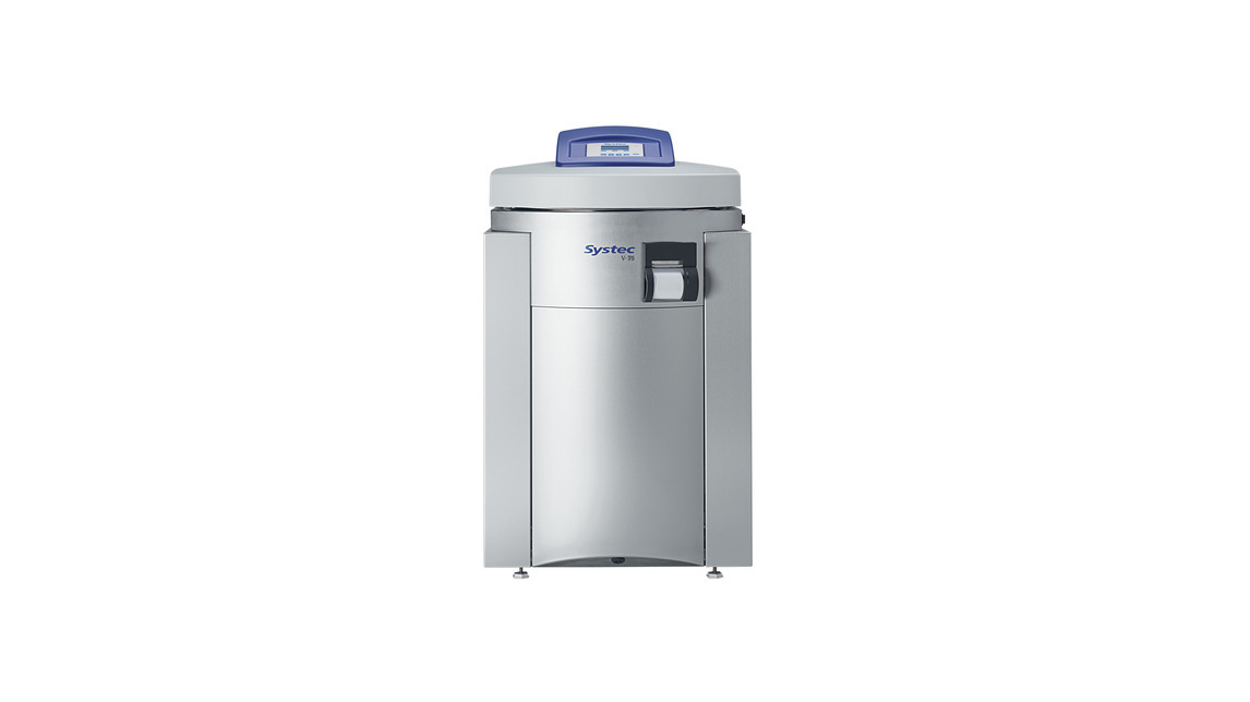 Logo Vertical autoclaves Systec V-Series