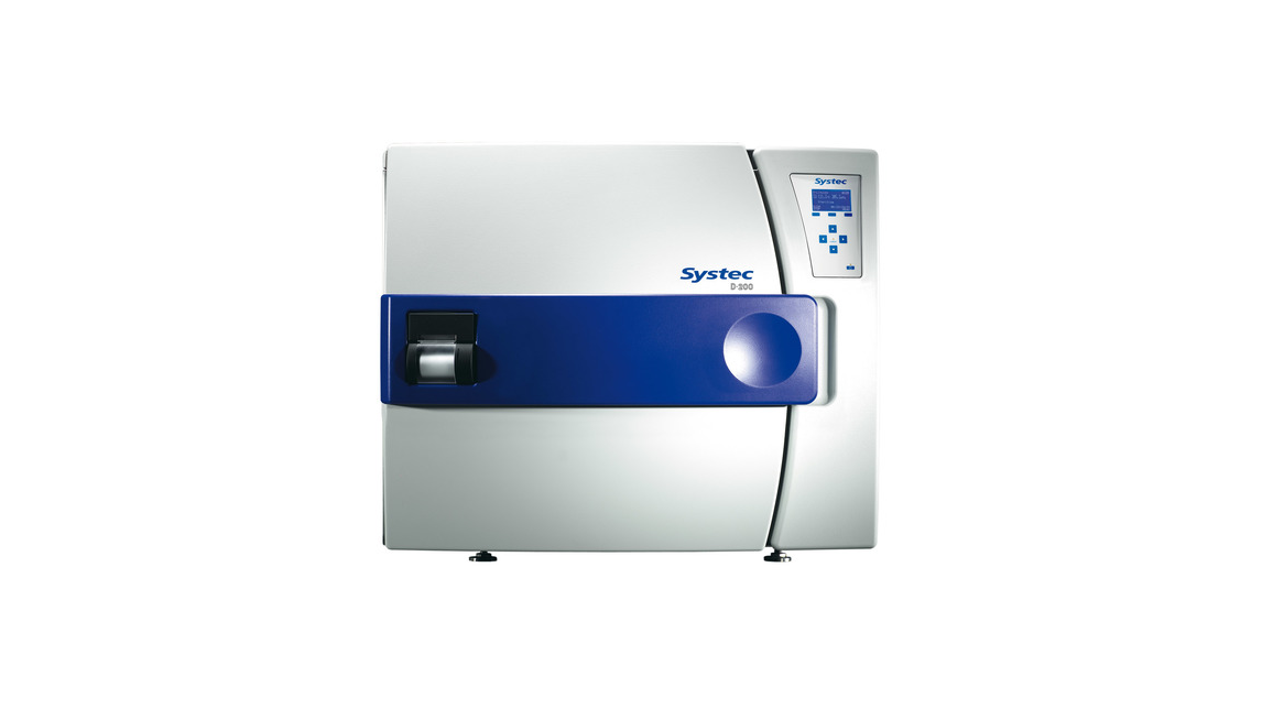 Logo Bench-top autoclaves Systec D-Series