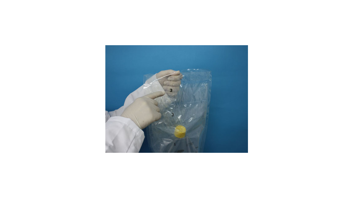 """Logo Triple Bagged TPP Products (3-B) """"Clean room"""""""