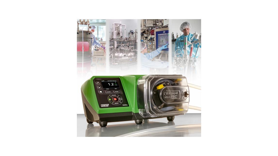 Logo 530 peristaltic cased pump