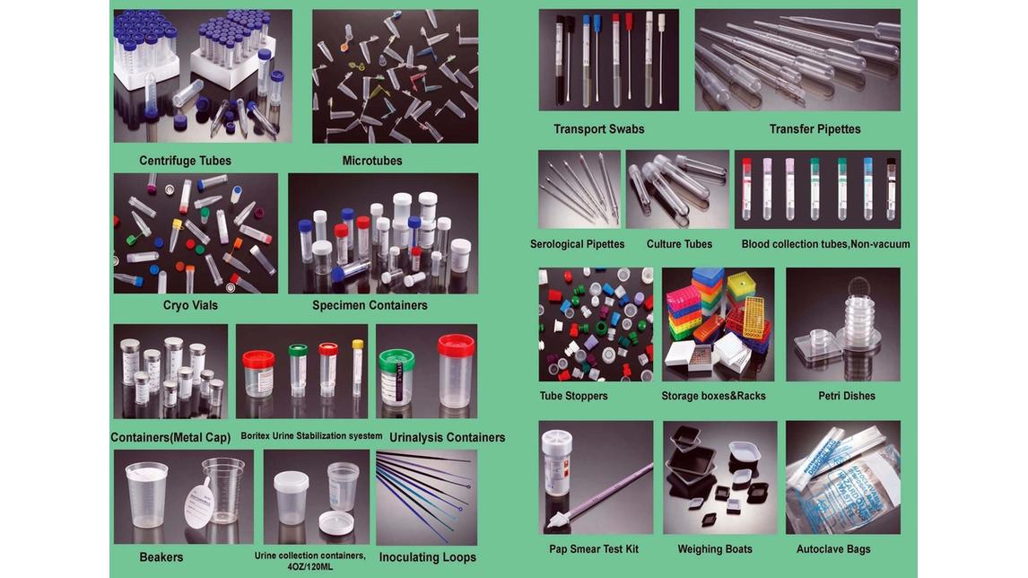 Logo laboratory plastic consumables