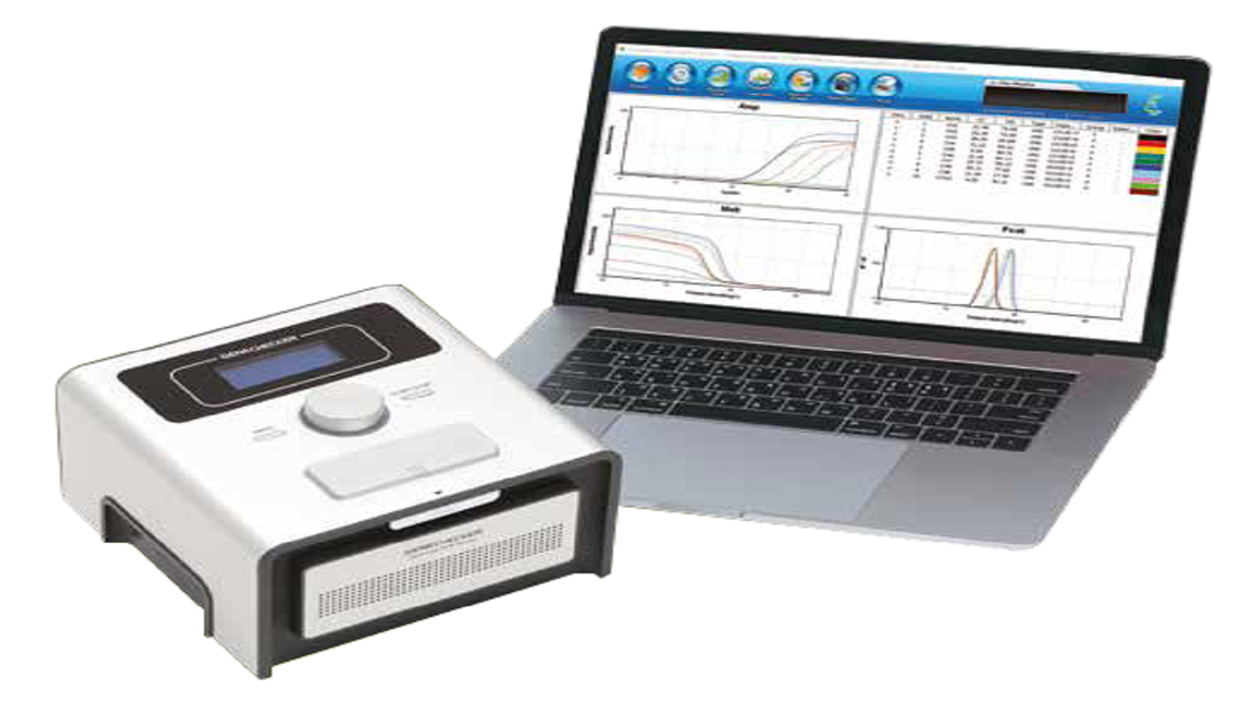 Logo Ultra-Fast Real-Time PCR System