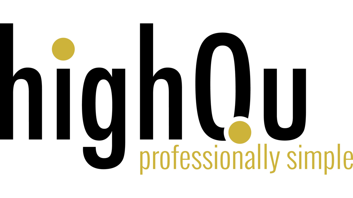 Logo highQu Electrophoresis Ladders & Stains