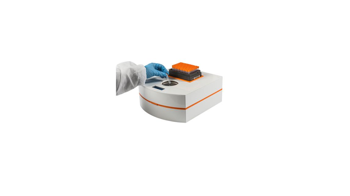 Logo FluidX Consumables & Instruments