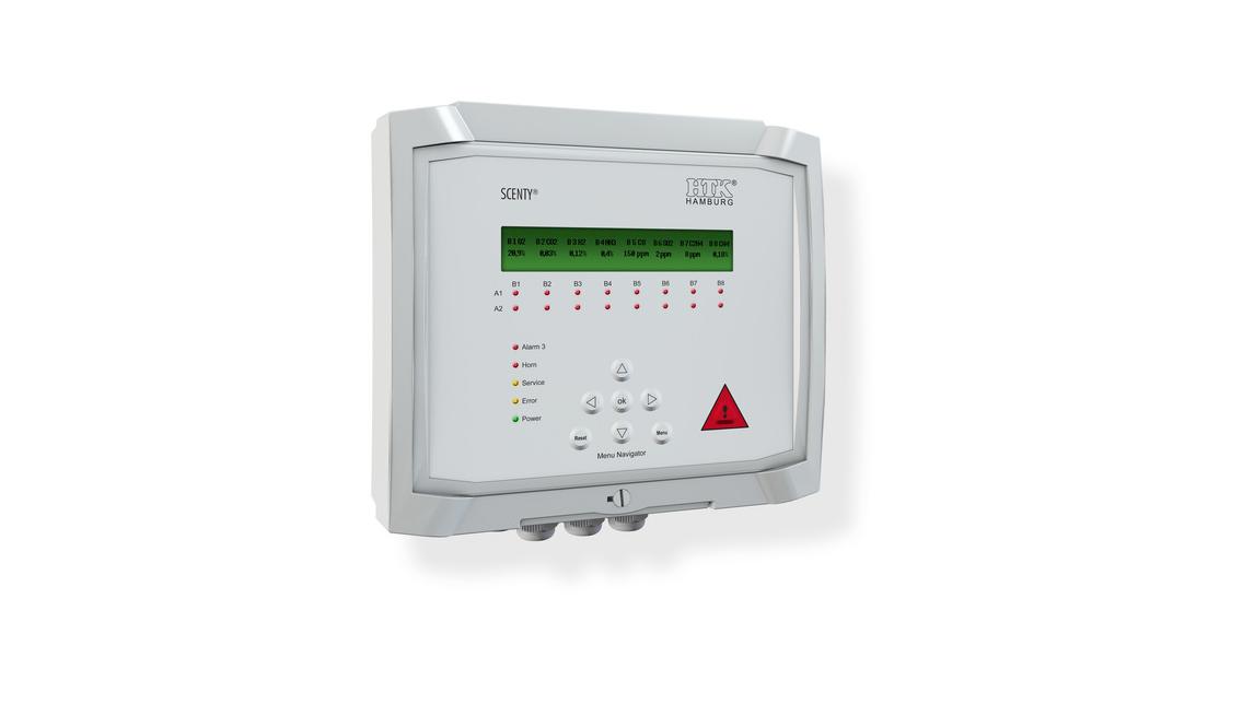 Logo SCENTY® gas detection system