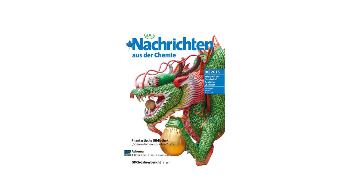 Logo Nachrichten aus der Chemie