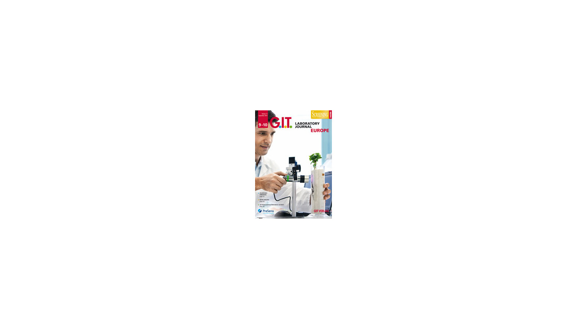 Logo G.I.T. Laboratory Journal Europe