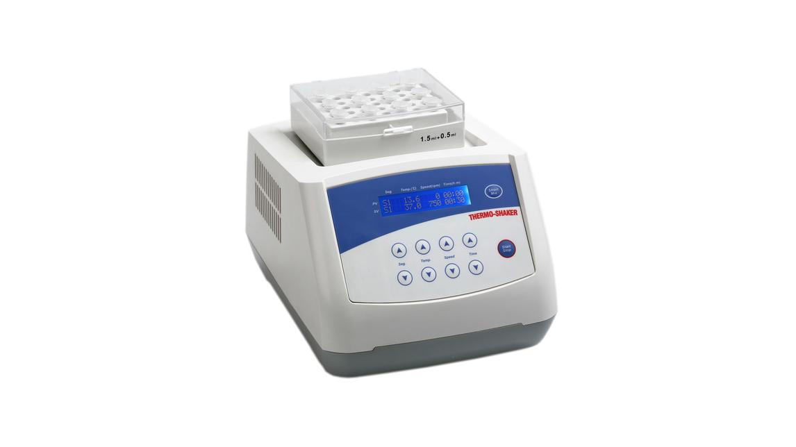 Logo Thermo Shaker Incubator  MS-100/MSC-100