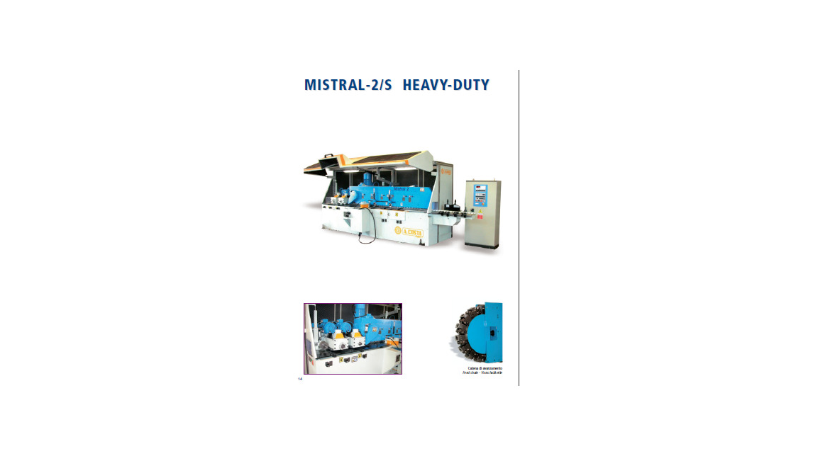 Logo Moulding and planing machines