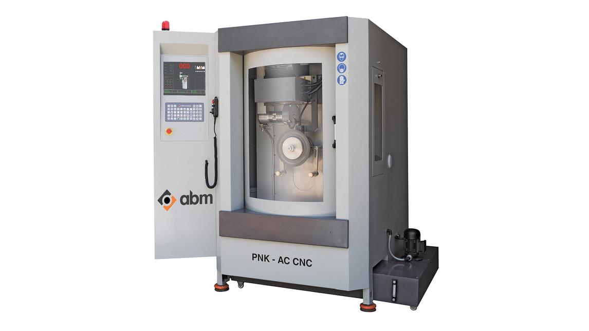 Logo PNK-AC CNC  HSS Grinding Machine