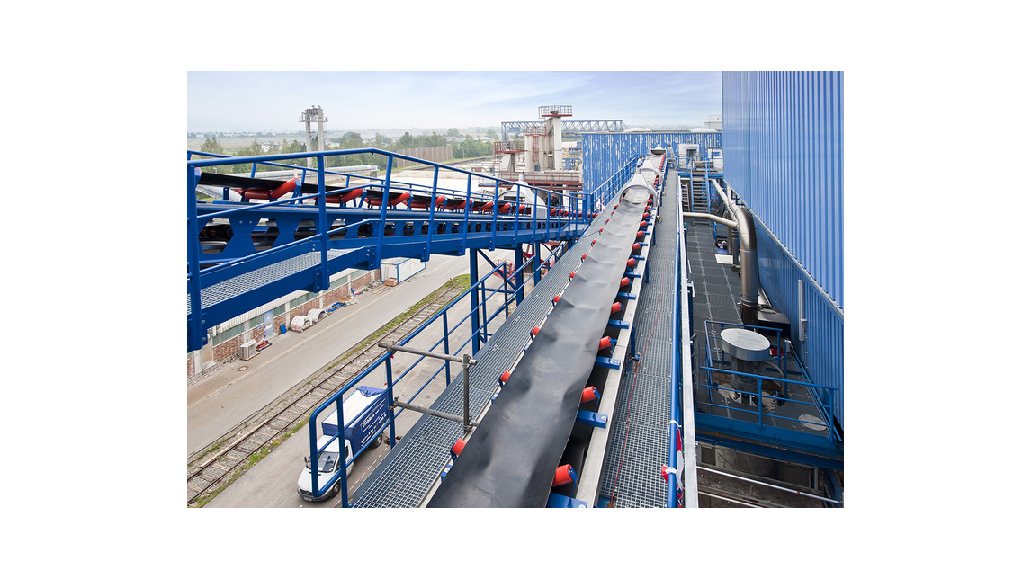Logo Belt conveyors