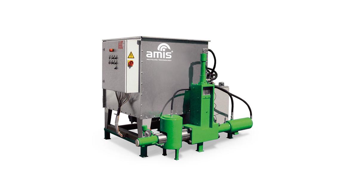 Logo AMIS Briquetting Presses