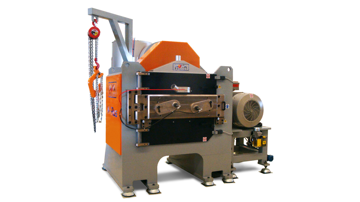 Logo PELLET MILL N-PLUS
