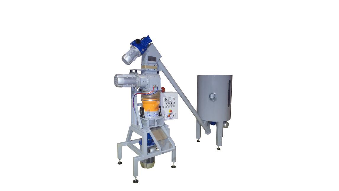 Logo N-PICO pellet mill