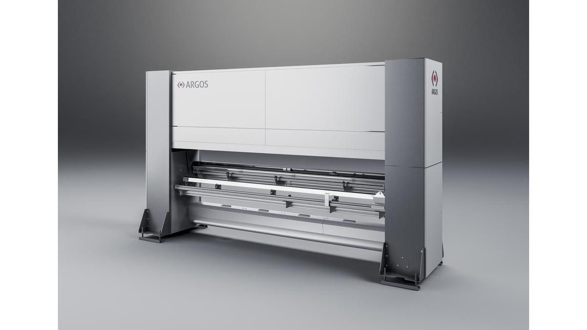 Logo Argos Grading System Laminated Panels