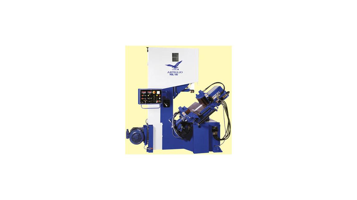Logo Multifunction Resawing Machine - Model RSL 100 - 110 - 115 - 130
