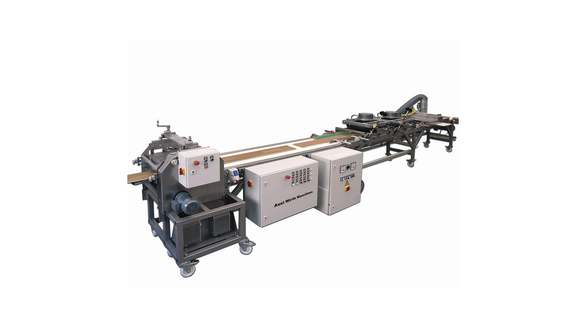 Logo Distributor conveyor