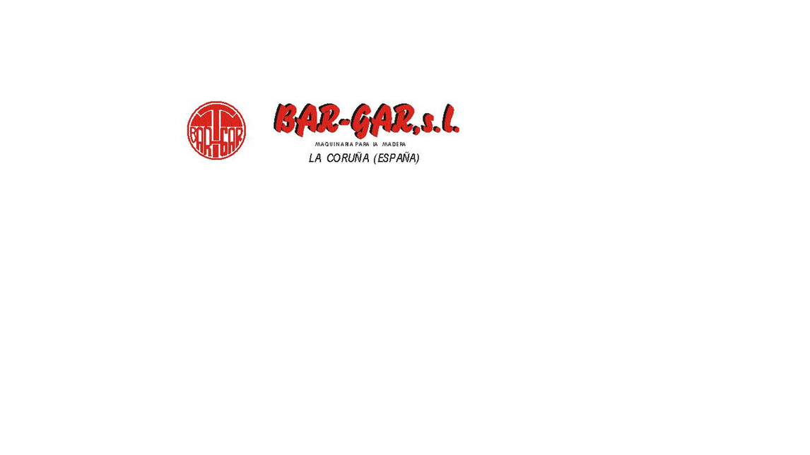 Logo MODEL AUTOMATIC LOG Entrindung BG-10A.