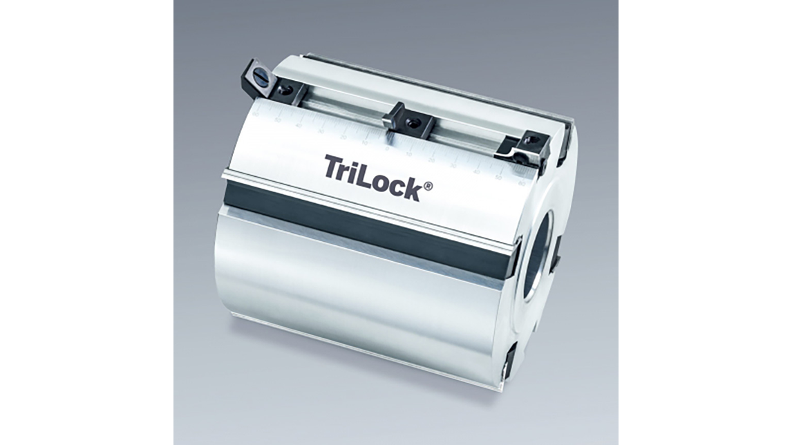 Logo TriLock Cutterhead (centrifugal tension)
