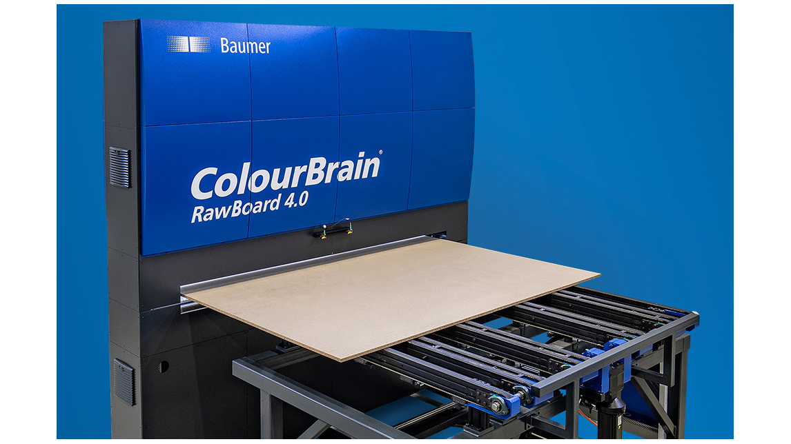 Logo ColourBrain® RawBoard 4.0