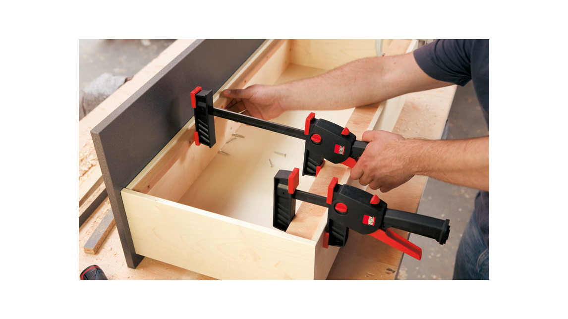 Logo One-handed clamps EZS and DUO