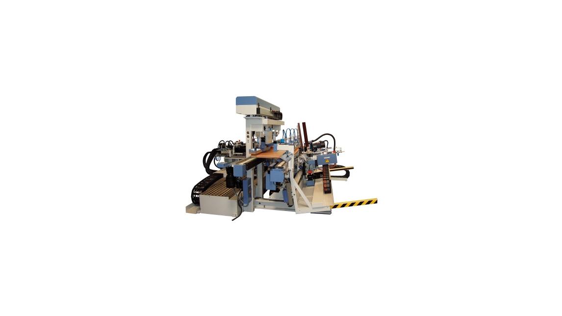 Logo Türenbearbeitungsmaschinen und -anlagen
