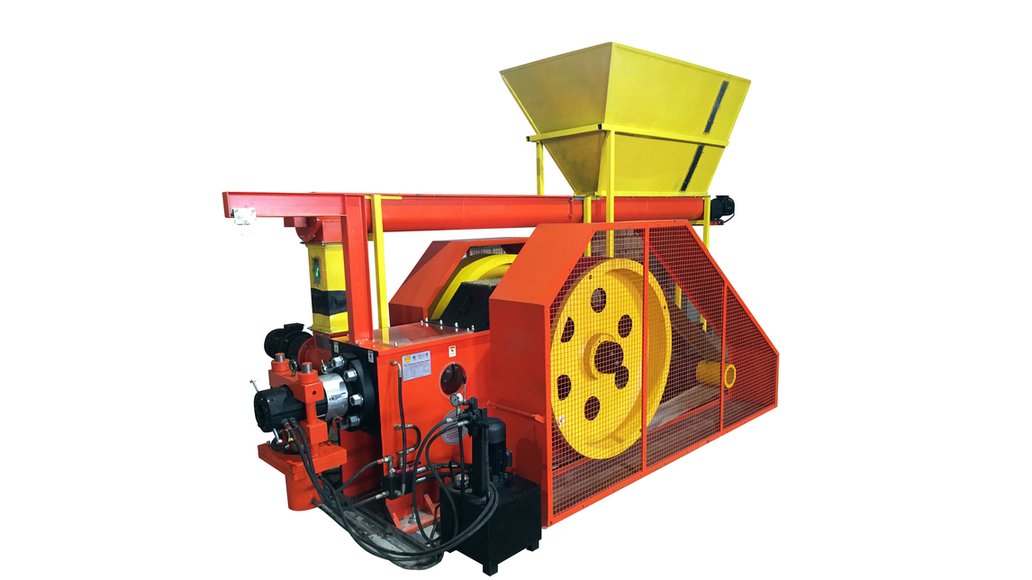 Logo BRIQUETTE PRESS MACHINES