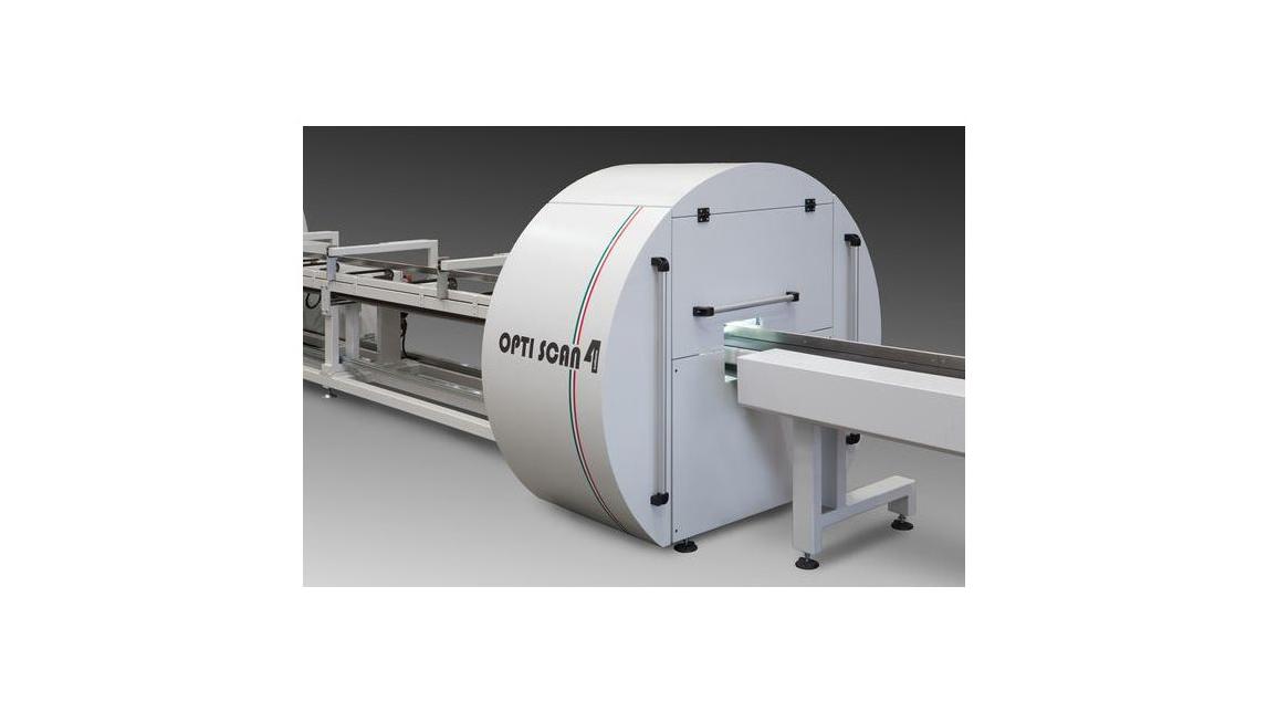 Logo OPTIMIZING CROSSCUT SAWS > OPTI 599+SCANNER OPTI SCAN 4