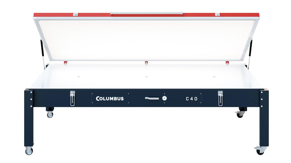 Logo Columbus C40