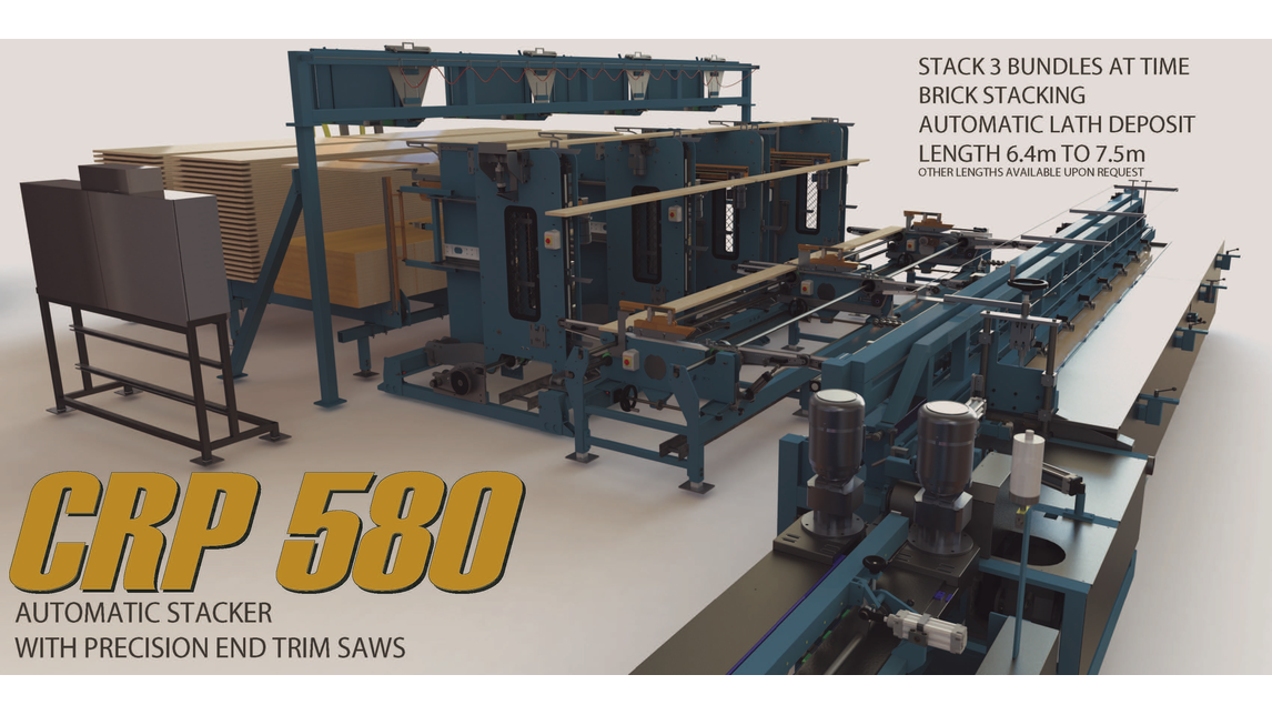 Logo Stacker CRP-580
