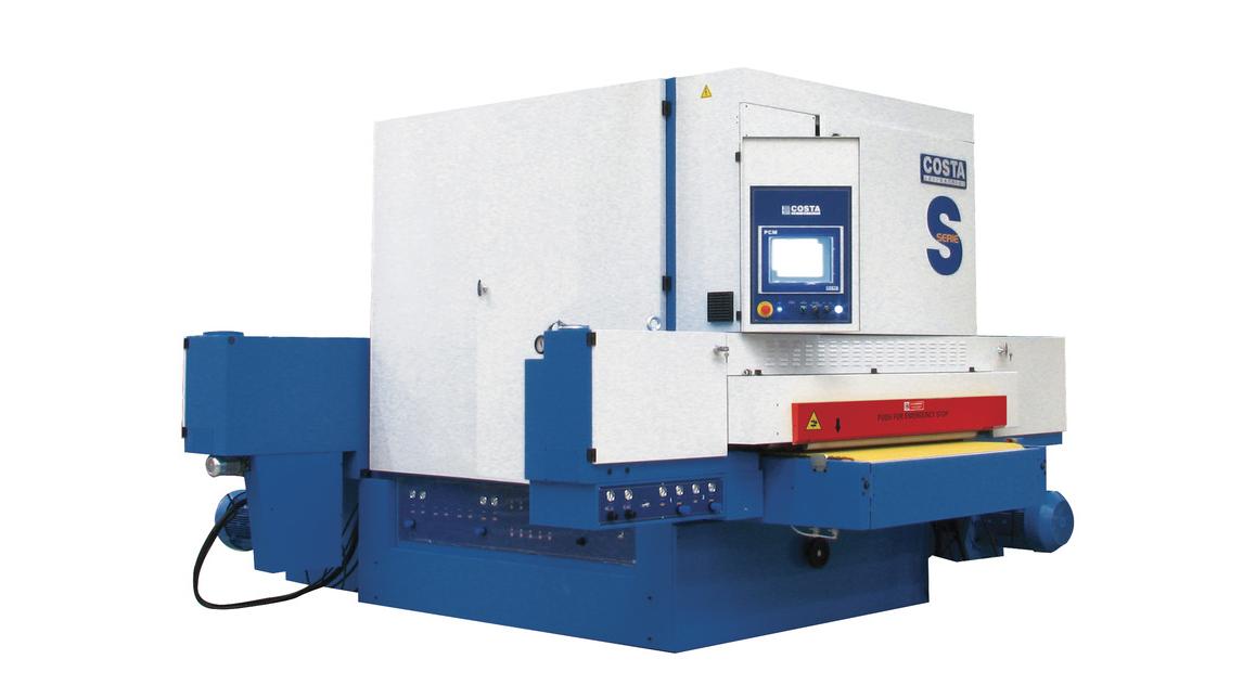Logo Wide belt sanding machines