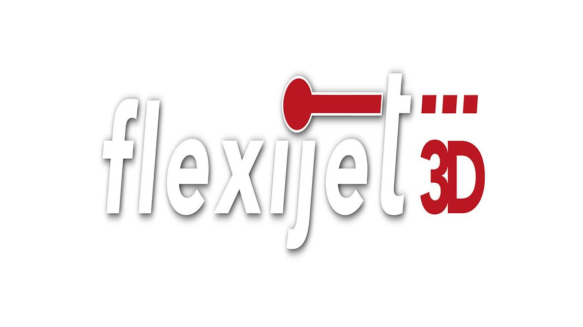 Logo Flexijet 3D