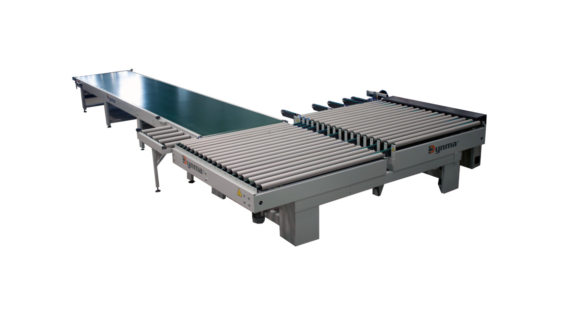 Logo RT Series Edgebander Return conveyor