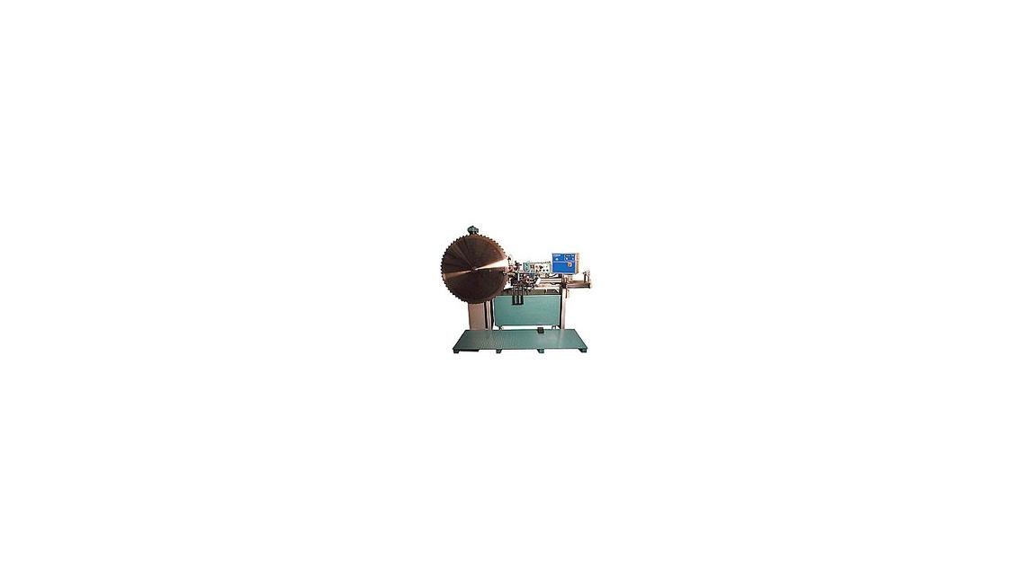Logo brazing machine