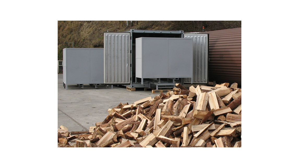Logo Air Classic firewood dryer