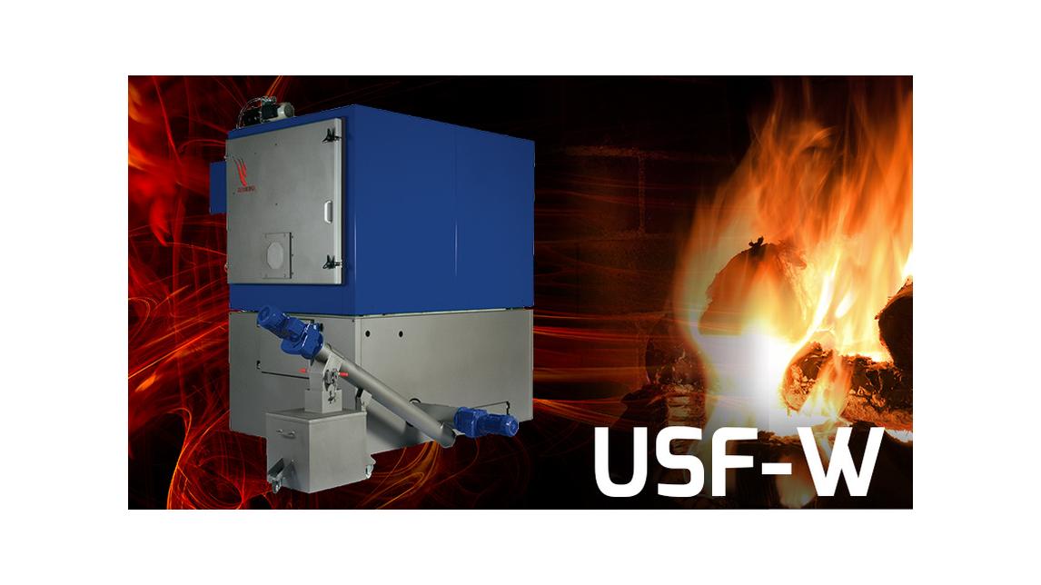 Logo Underfeet firing System USF W