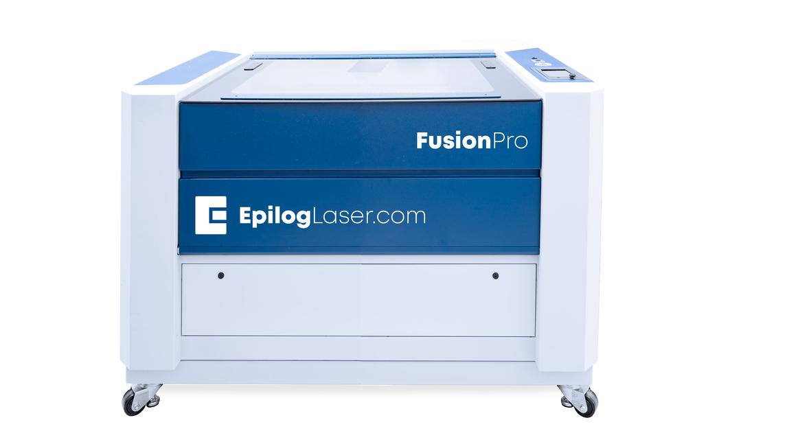 Logo Epilog Fusion Pro Laser
