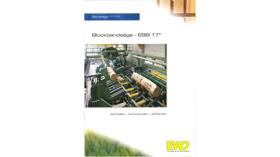 Logo Log Bandmill - EBB 17°