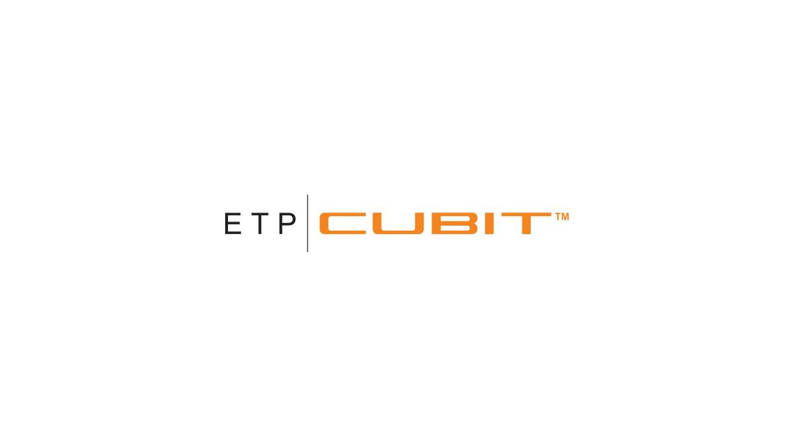 Logo ETP CUBIT - The ultimate way to profile precision