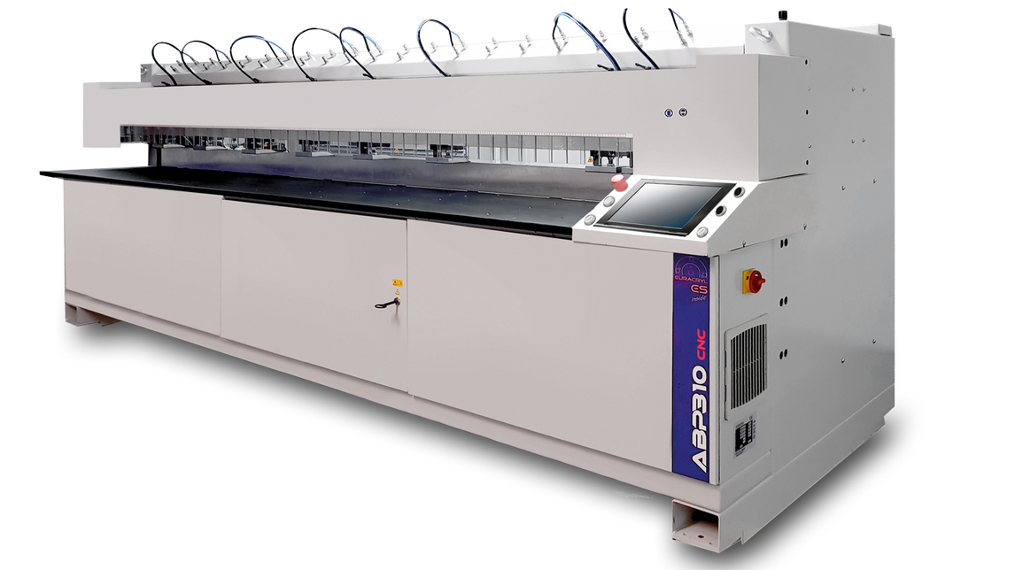 Logo Polishing machine for acrylic ABP310 CNC