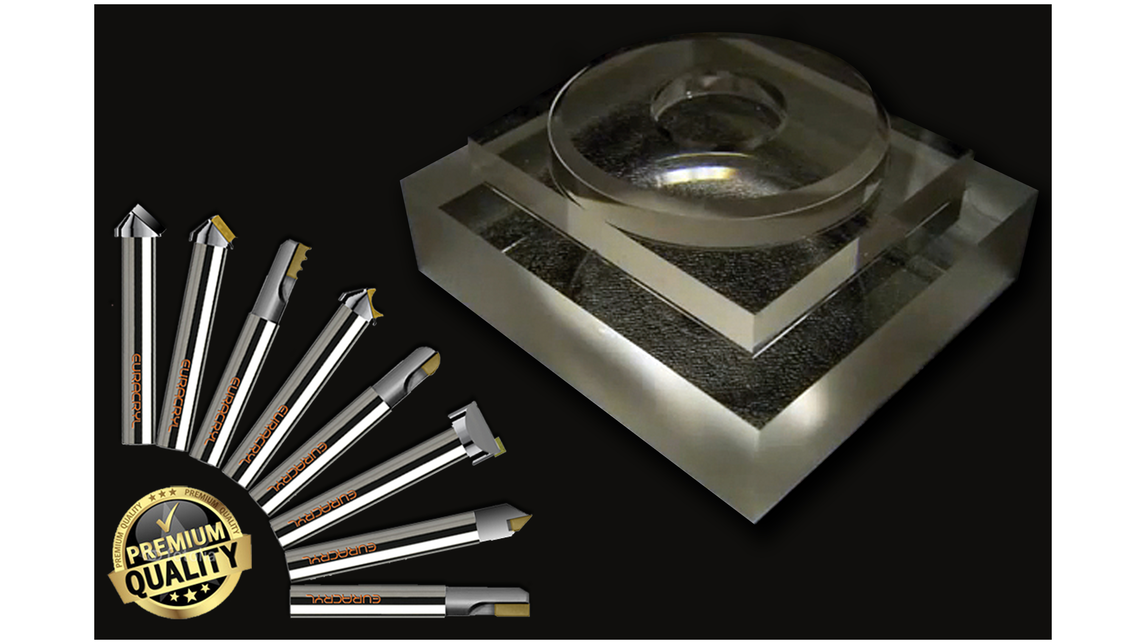 Logo High gloss milling tools DIAMOND LINE